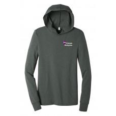 BELLA+CANVAS ® Unisex Jersey Long Sleeve Hoodie