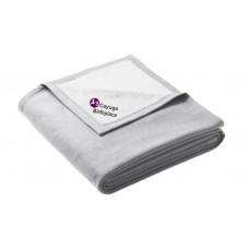 Port & Company® Oversized Core Fleece Sweatshirt Blanket