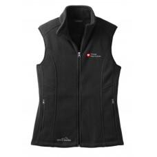 Eddie Bauer® - Ladies Fleece Vest CHI