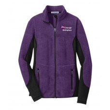 Port Authority® Ladies R-Tek® Pro Fleece Full-Zip Jacket